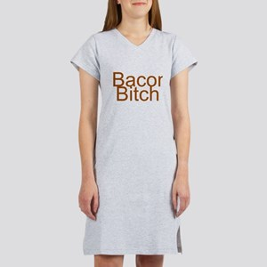 Bacon Bitch Women's Nightshirt