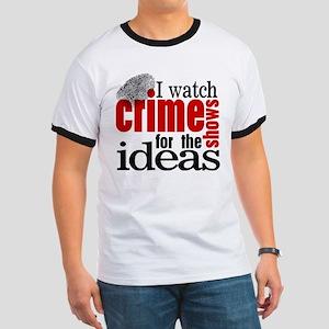 Crime Show Ideas Ringer T