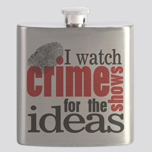 Crime Show Ideas Flask