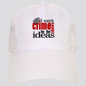 Crime Show Ideas Cap