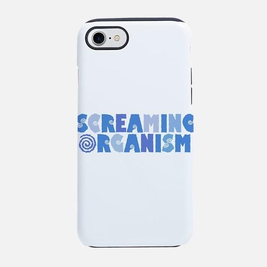 Screaming Organism iPhone 7 Tough Case