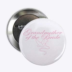 Dove Grandmother of Bride Button