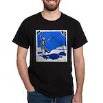 Skully by David Miles Huber T-Shirt