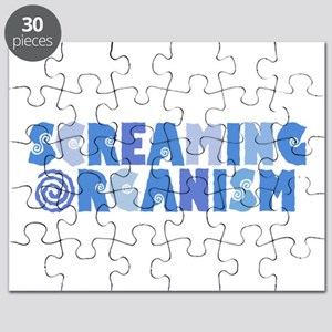Screaming Organism Puzzle