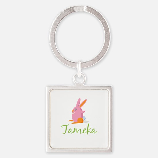 Easter Bunny Tameka Keychains