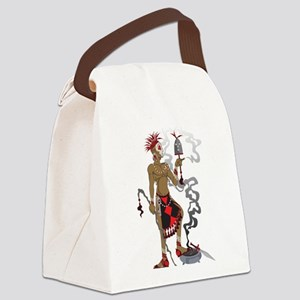Eleggua Canvas Lunch Bag