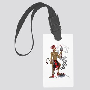 Eleggua Large Luggage Tag