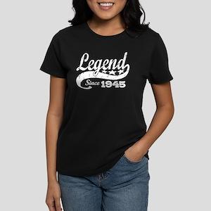 Legend Since 1945 Women's Dark T-Shirt