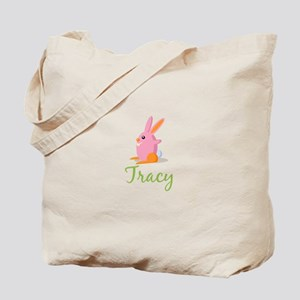 Easter Bunny Tracy Tote Bag