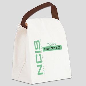 NCIS Tony DiNozzo Canvas Lunch Bag