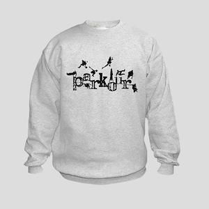 Parkour Kids Sweatshirt