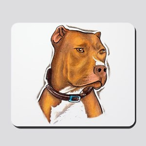 Pit Bull Beauty Mousepad