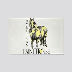 American Paint Horse Rectangle Magnet