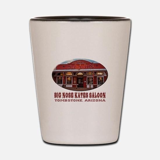 Big Nose Kates Saloon Shot Glass