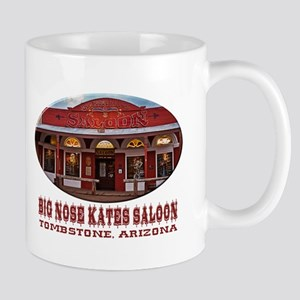 Big Nose Kates Saloon Mug
