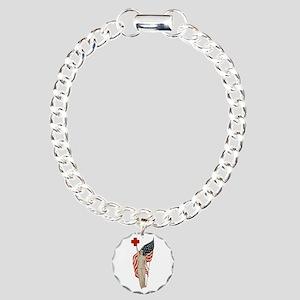Liberty Charm Bracelet, One Charm