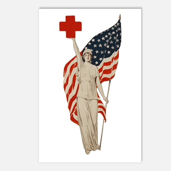Liberty Postcards (Package of 8)