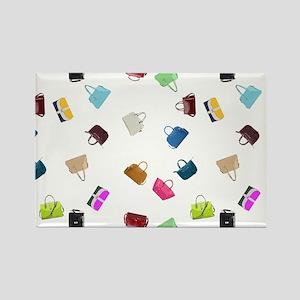Colorful Handbags s Magnets