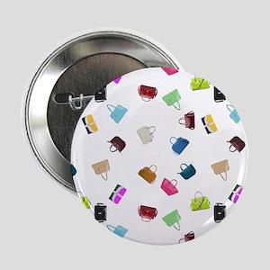 "Colorful Little Handbags 2.25"" Button"