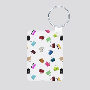 Colorful Little Handbags Keychains
