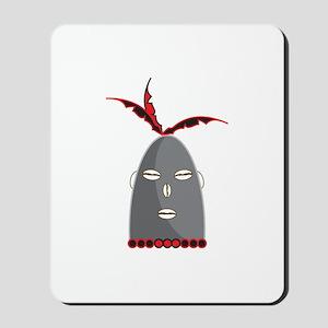 Eleggua Head Mousepad