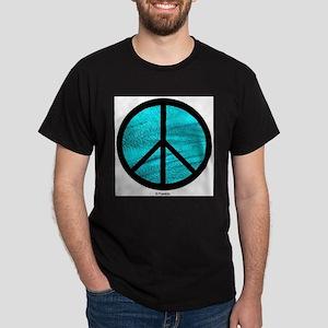 Peace blue best T-Shirt