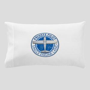 Aviation Private Pilot Pillow Case