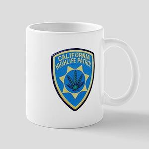 California Highlife Patrol Mug