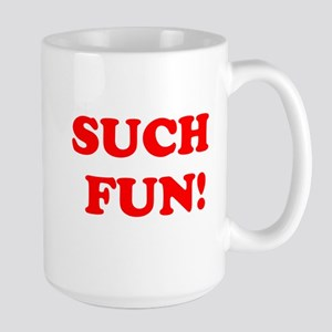 Such Fun! Large Mug