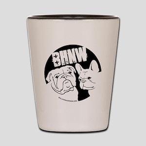 2013 BHNW - Shot Glass
