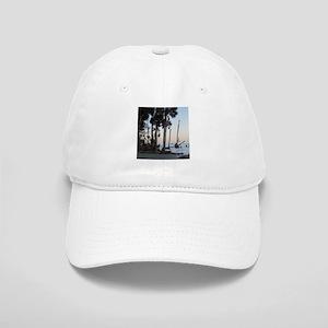 Tropical Beach - Hunting Island, SC Baseball Cap
