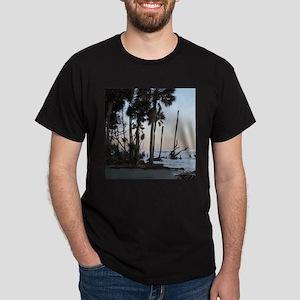 Tropical Beach - Hunting Island, SC T-Shirt