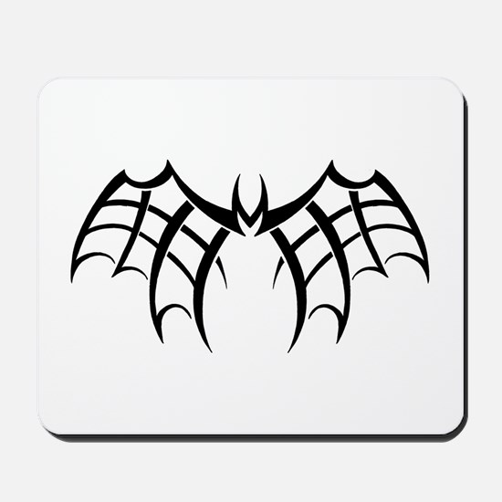 Gothic Wings Mousepad