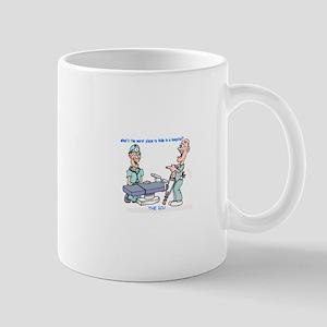 Hospital Humor Mug