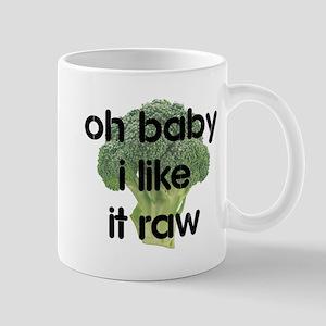 I Like It Raw Mug