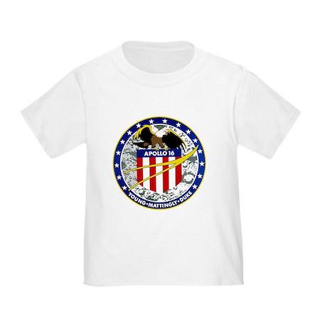 Apollo 16 Toddler T-Shirt