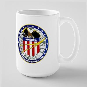 Apollo 16 Large Mug