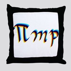 Pimping Throw Pillow