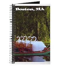 Boston Swan Boats Journal
