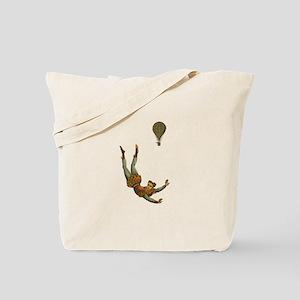 Aerialist Tote Bag