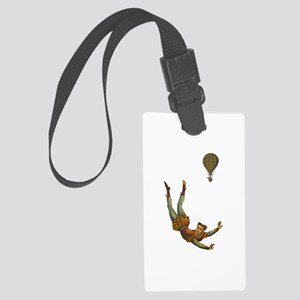 Aerialist Large Luggage Tag