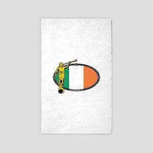 Ireland Mission - Ireland Flag - Angel Moroni - LD