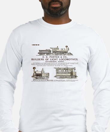 H K Porter & Company, 1890 Long Sleeve T-Shirt