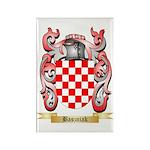 Baszniak Rectangle Magnet (100 pack)