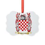 Baszniak Picture Ornament