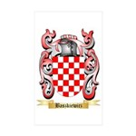 Baszkiewicz Sticker (Rectangle 10 pk)