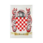Baszek Rectangle Magnet (10 pack)
