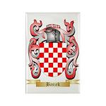 Baszek Rectangle Magnet (100 pack)