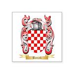 Baszek Square Sticker 3