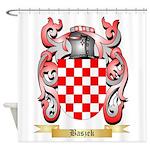 Baszek Shower Curtain
